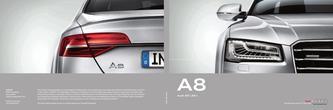 Audi A8  | A8 L 2014 (Italienisch