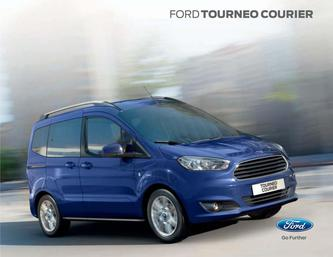 Ford Tourneo Courier 2015