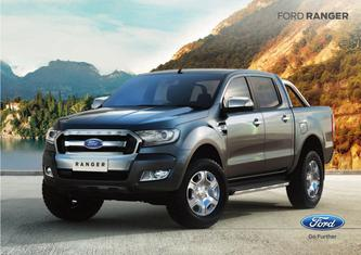 Ford New Ranger 2015