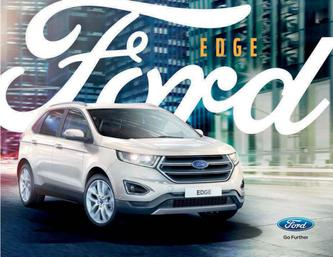 Ford All-New Edge 2016