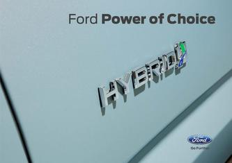 Ford The Power of Choice (Alternative Antriebe) 2016