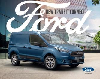 Ford Transit Connect Feb 2018