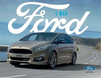 Ford S-Max Jan 2019
