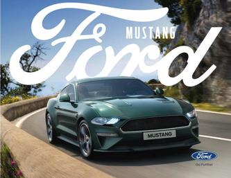 Ford Mustang Aug 2018