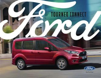 Ford Tourneo Connect Dez 2017