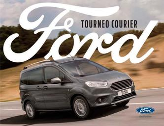 Ford Tourneo Courier Okt 2017