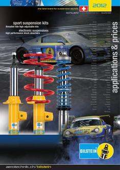 Bilstein Sportfahrwerke Schweiz 2012
