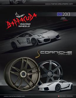 Barracuda Racing Wheels Europa 2013