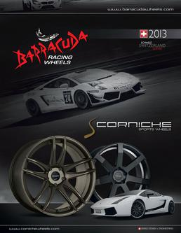 Barracuda Racing Wheels Schweiz 2013
