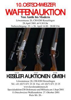 10. Ostschweizer Waffenauktion