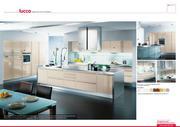 k che hochglanz in ewe k chen von edu ag. Black Bedroom Furniture Sets. Home Design Ideas