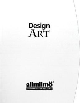 Allmilmö Küchen Design ART 2009