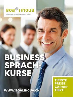 Business Sprachkurse 2018