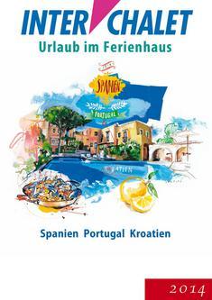 Ferienhaus Spanien Portugal Kroatien 2014
