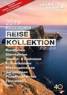 Reisekollektion 2019