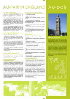 Au-pair in England 2011