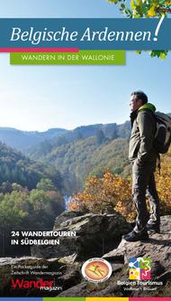 Pocket-Guide Wandern in den Ardennen 2012