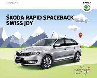 Rapid Spaceback Swiss Joy 2016 (Französisch)