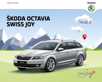 Octavia Swiss Joy 2016