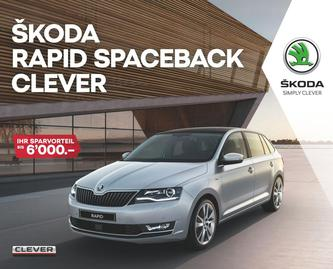 RAPID Spaceback Clever 04/2018