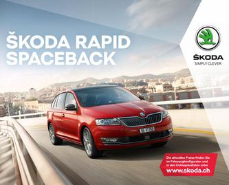 Skoda Rapid Spaceback 07/2018