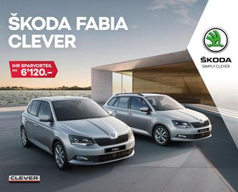 FABIA Clever 07/2018