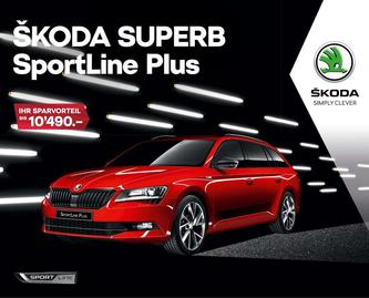 SUPERB SportLine Plus 01/2019