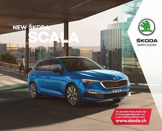 NEW ŠKODA Scala 03/2019