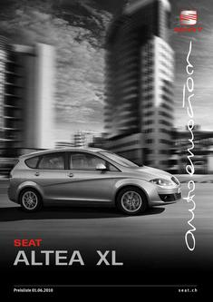 SEAT Altea XL 01.06.2010