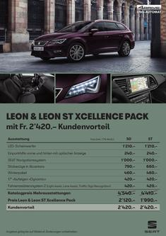SEAT Leon XCELLENCE 2018