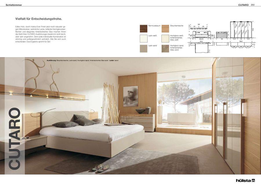 Cutaro Schlafzimmermöbel 2011 Von Hülsta