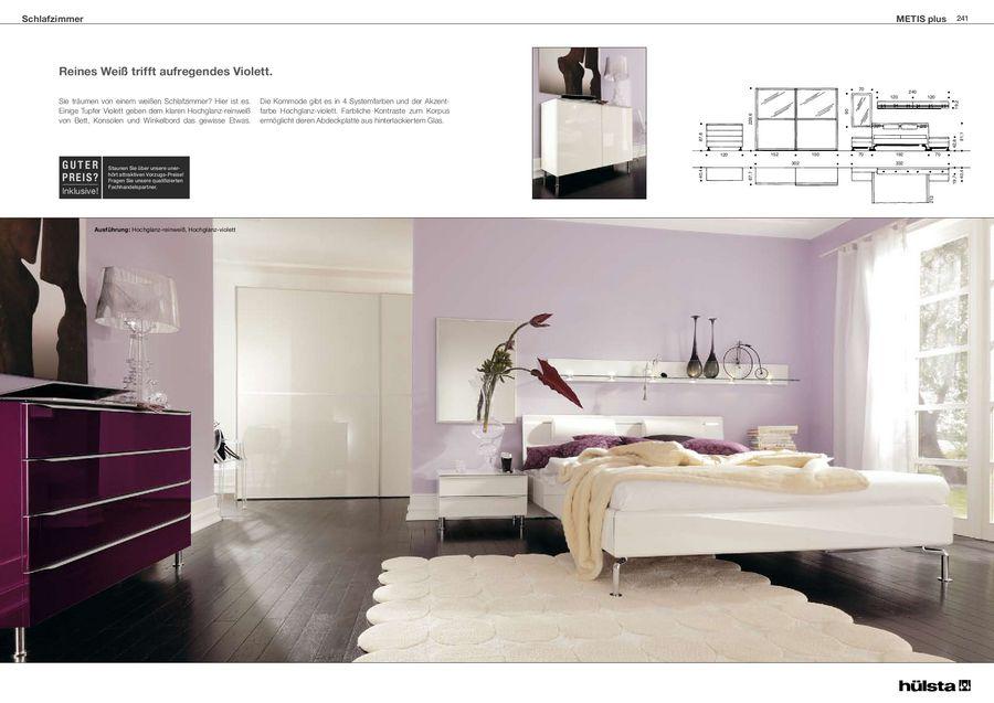 Metis Plus Schlafzimmermobel 2011 Von Hulsta