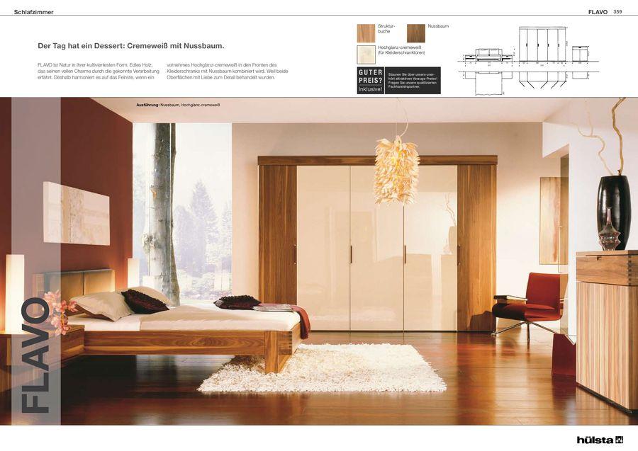 Flavo Schlafzimmermöbel 2011 Von Hülsta
