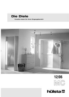 dielenm bel in die diele 2007 von h lsta. Black Bedroom Furniture Sets. Home Design Ideas