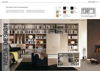 h lsta wohnzimmer in mega design wohnzimmerm bel 2011 von. Black Bedroom Furniture Sets. Home Design Ideas