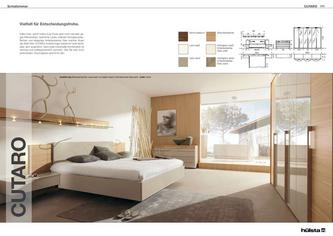 bett leder preis in cutaro schlafzimmerm bel 2011 von h lsta. Black Bedroom Furniture Sets. Home Design Ideas