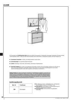 montageanleitung h lsta. Black Bedroom Furniture Sets. Home Design Ideas