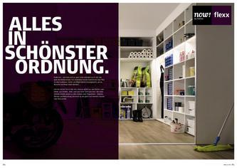 now in now flexx 2013 von h lsta. Black Bedroom Furniture Sets. Home Design Ideas