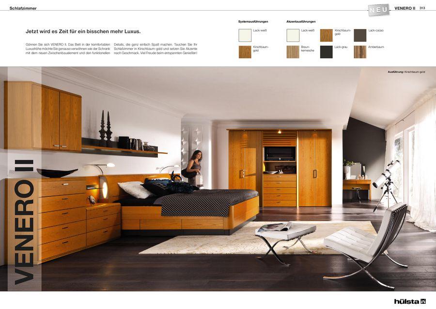 Venero Schlafzimmermöbel 2012 Von Hülsta