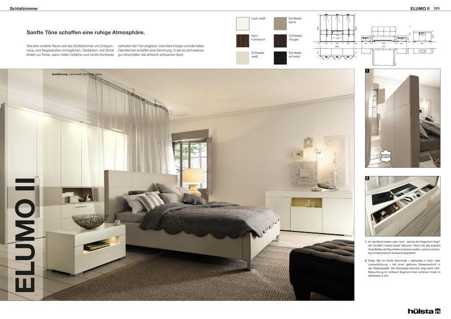 Elumo Ii Schlafzimmermöbel 2012 Von Hülsta