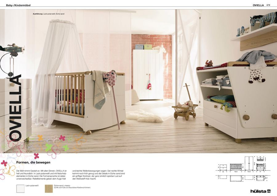 Oviella Kindermöbel 2012 Von Hülsta
