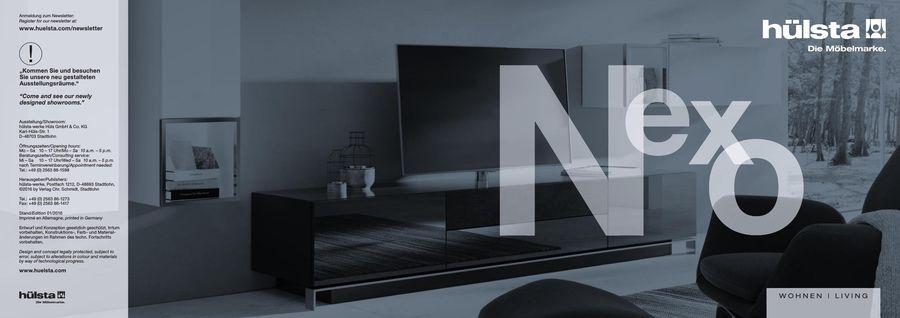 Neo 2016 Von Hülsta