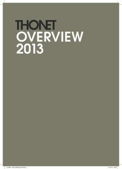 Overview 2013