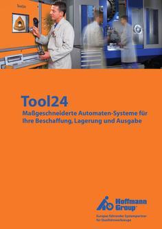 Tool24 – der neue Werkzeugausgabe-Automat