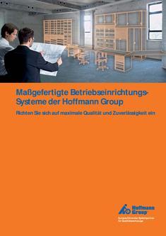 Betriebseinrichtungen - Maßgefertigte Betriebseinrichtungs-Systeme