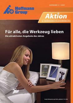 Aktion - Jahresabschlusswerbung - bis 11.01.2008