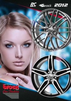 Katalog: Brock Car-Fashion GmbH RC/Brock Programm 2012