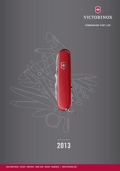 Victorinox Katalog 2014