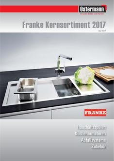 Franke Kernsortiment 2017