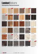 Arbeitsplatten 2012 von Rudolf Ostermann GmbH